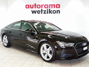 AUDI A7 Sportback 50 TDI quattro S-tronic - Autorama AG Wetzikon