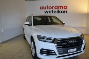 AUDI Q5 2.0 TFSI sport quattro S-tronic - Autorama AG Wetzikon