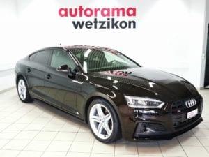AUDI S5 Sportback 3.0 TFSI quattro tiptronic - Autorama AG Wetzikon