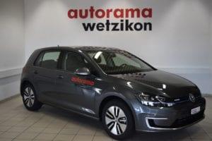 VW e-Golf - Autorama AG Wetzikon
