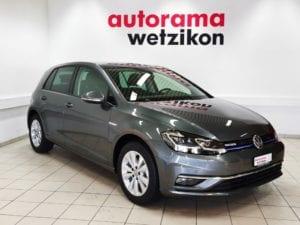 VW Golf 1.5 TGI BlueMotion Comfortline DSG - Autorama AG Wetzikon