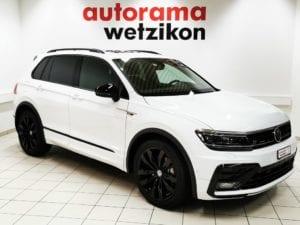 VW Tiguan 2.0 TDI SCR Highline 4Motion DSG - Autorama AG Wetzikon