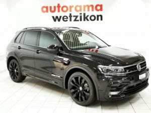 VW Tiguan 2.0TSI Highline 4Motion DSG - Autorama AG Wetzikon 2