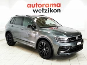 VW Tiguan 2.0TSI Highline 4Motion DSG - Autorama AG Wetzikon