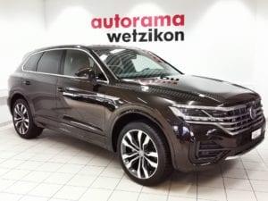 VW Touareg 3.0 TDI Atmosphere Tiptronic - Autorama AG Wetzikon