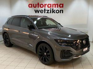 VW Touareg 3.0 TDI R Line Tiptronic - Autorama AG Wetzikon