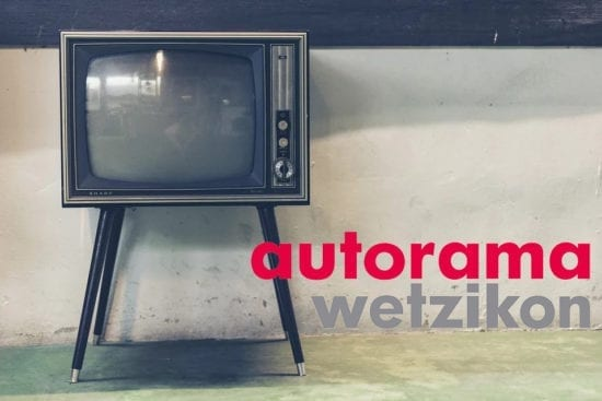 Autorama TV - Autorama AG Wetzikon 1