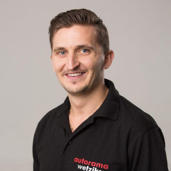 Mark Nikollbibaj - Autorama AG Wetzikon