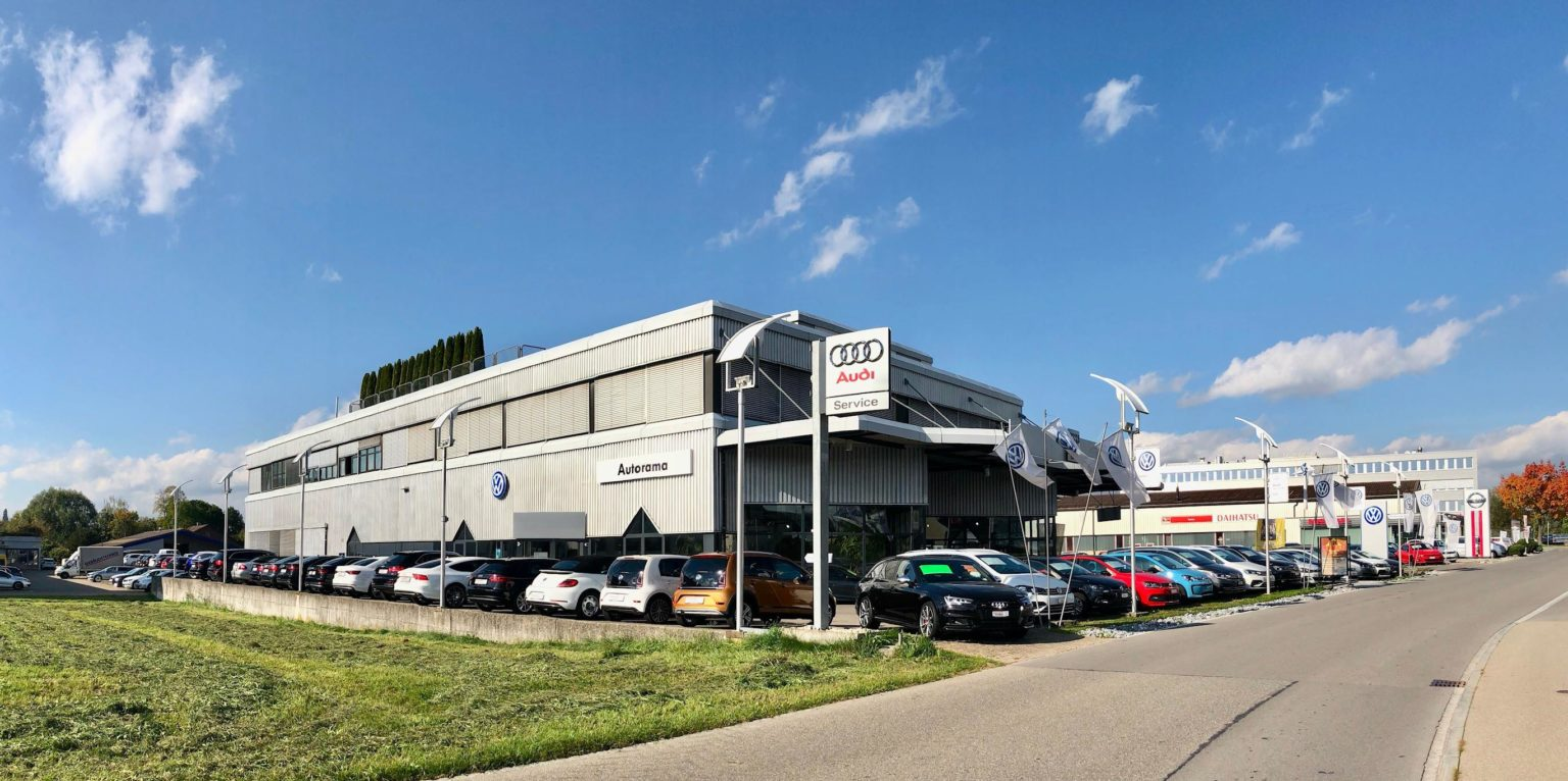 Unternehmen - Autorama AG Wetzikon