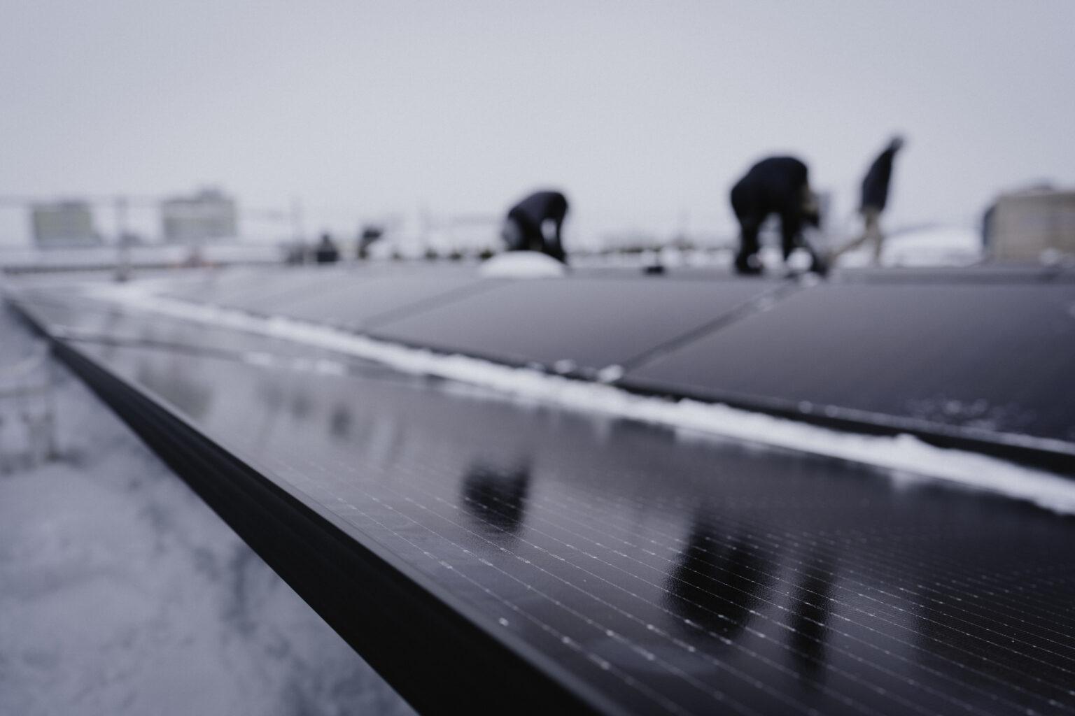 Die Solaranlage - Autorama AG Wetzikon 9